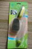 Cepillo de la esponja del cepillo del crisol que se lava