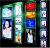 Multi Image Acrylic Advertising Crystal Lightbox
