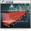 Veicoli lunghi del telaio del contenitore, trasporto per il contenitore di 20feet 40feet