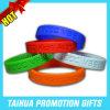 Del silicone dei braccialetti Wristband su ordinazione del silicone di disegno a buon mercato (TH-band005)