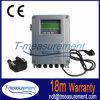 Medidor ultra-sônico do volume de água TDS-100f1, medidor de fluxo de Transtime, medidor de fluxo ultra-sônico