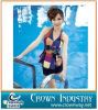 Ladies Fashion Printed Swim Suit/Bathing Suit