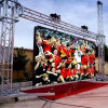 BackgroundのためのP10 Outdoor LED Display Screen