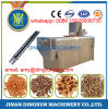 Máquina de fabricação de extrusora de alimentos para cães para animais