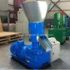 Alti piani efficienti muoiono la macchina di legno dell'appalottolatore della segatura della macchina della pallina della paglia del riso della biomassa