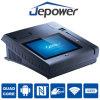 T508 de 10 pulgadas todo en uno con pantalla táctil POS con WiFi / cámara / Bt / de Magcard e IC-lector de tarjetas de la impresora / 3G / NFC /