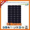 90W 156*156моно-кристаллических солнечная панель