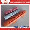 De nylon Plastic Bout van de Uitbreiding van de Schroef van het Anker