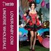 Карнавал Группа Косплей Костюм королевы платье (L1300)
