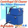 Hongyi Portable Centrifugal Oil Filter für Industry Oil Cleaning