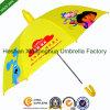 Karikatur-Kind-Regenschirm-Kind-Regenschirme für Jungen und Mädchen (KID-0019ZFC)