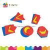 Pädagogisches Zubehör - Plastik-Logik-Form-Spielwaren