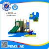 De Apparatuur van de speelplaats met de Dia van de Tunnel