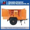 Purificatore di petrolio mobile del trasformatore/filtrazione dielettrica del petrolio