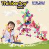 La plupart de Fashional badine les blocs constitutifs en plastique de jouets éducatifs