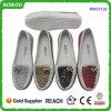 Los zapatos baratos modificados para requisitos particulares Holey más nuevos del PVC de la manera de China (RW27122E)