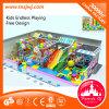 Последние потрясающие красочный детский замок Naughty игровая площадка для установки внутри помещений