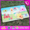2015 nuovo Wooden Puzzle Toy, Wood 3D Puzzle Game, Lovely Wooden Puzzle 3D Toy, Wood Puzzle Toy Game W14m091