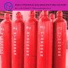 Cilindro de gás industrial H2 do PONTO 3AAA 200bar