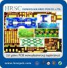 Circuit imprimé multicouches en plaqué or / circuit imprimé avec contrôle d'impédance