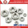 DIN 439 en acier inoxydable mince Nut