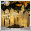 LED 태양 끈 빛 LED 크리스마스 심혼 모양 끈 빛