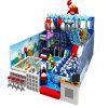 Campo de jogos interno das crianças do Kiddie do tema do oceano