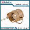 Messingtyp d-Nockensperre-Adapter/Schnellkupplungs