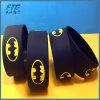 Il braccialetto motivazionale della fascia larga su ordinazione ognuno misura il Wristband del silicone