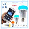 Smart Home lámpara LED de luz de techo Iluminación Bluetooth RGBW Dimmer