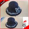 Chapéu flexível de papel das mulheres de Sun da trança de papel de palha
