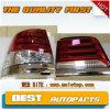 Luz traseira de LED de cor vermelha para a Toyota Lexus Lx570