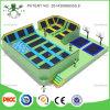 Smart & Grand trampoline d'intérieur du parc des plus intéressantes