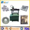 Petite pierre du routeur Dek-6060 de commande numérique par ordinateur en métal de la Chine/machine gravure en laiton/en acier