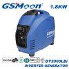 Pouvoir maximum 2.0kw la plupart de générateur silencieux d'inverseur avec l'homologation