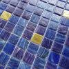 BisazzaのモザイクGoldstarガラスのタイル
