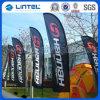 стойка знамени флага флага пера 2.5m рекламируя портативная (LT-17F)