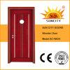 Window (SC-W024)를 가진 합성 Glass Wood Door