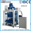 Qtj4-20 Máquina de formação de blocos oco de concreto / Maquinário de betão e tijolos na Nigéria