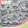 Le lacet indien neuf de jacquard de modèle de fleur conçoit le tissu net de lacet