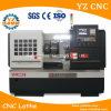 CNC van de Reparatie van het Wiel van de Legering van de hoge Precisie Awr28 de Machine van de Draaibank