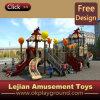 Cour de jeu extérieure de nouveau de conception jardin intéressant d'enfants pour l'école maternelle (X1507-1)