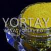 Perlas químicas de Yortay, pigmento de oro cristalino inorgánico