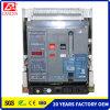 gaveta inteligente do controlador Acb do disjuntor atual Rated de 1600A e tipo fixo 3p 4p