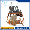Сварочный аппарат трубы газа сплавливания приклада PE