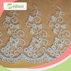 Tela francesa africana de nylon nova do laço da tela de algodão da chegada