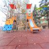 Zone de jeu pour enfants sol plancher de sécurité de tuiles caoutchouc EPDM