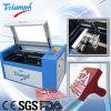 Mini máquina de grabado del corte del laser para no el acrílico de madera de metal
