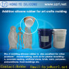 Moldagem resistente ao calor Borracha de silicone em tipo líquido