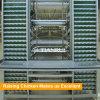 Тип клетка h слоя цыпленка оборудования птицефермы автоматическая